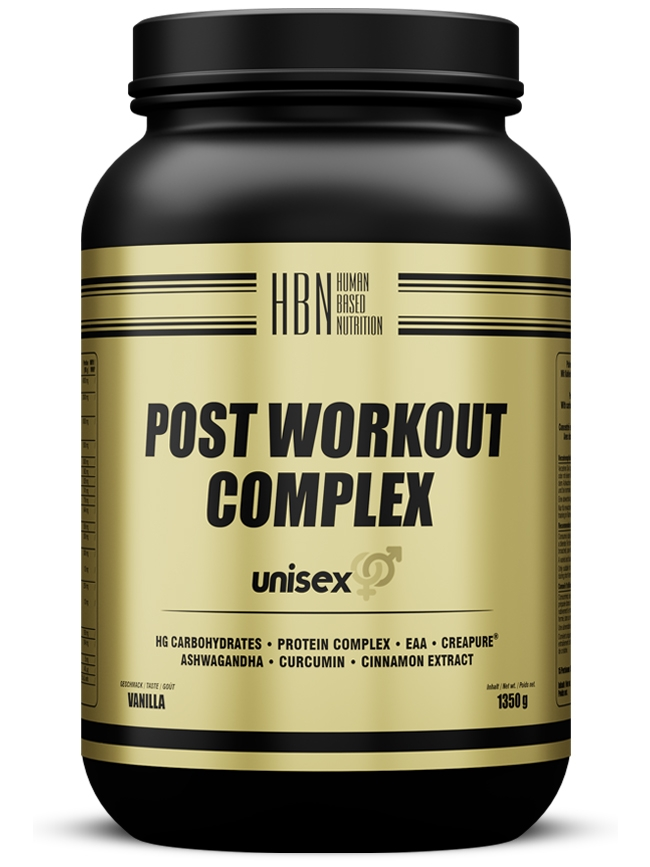HBN - Post Workout Complex - Unisex - 1350g