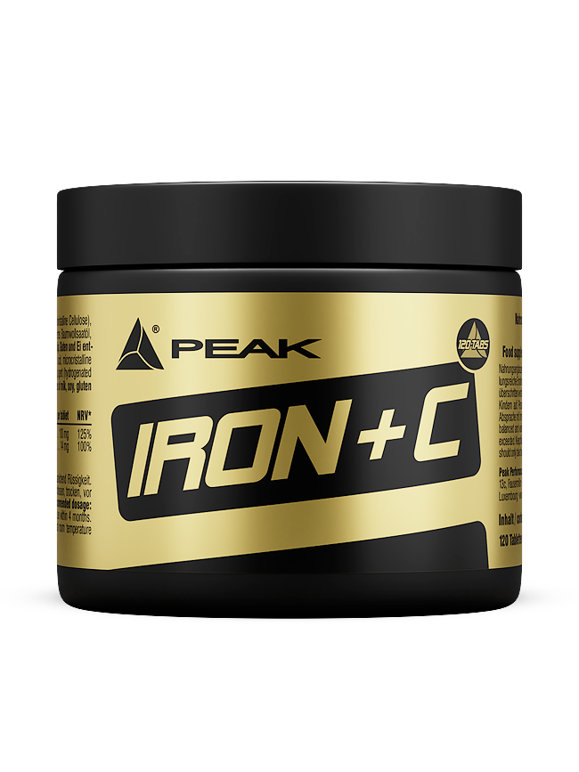 Iron + C - 120 Tabletten