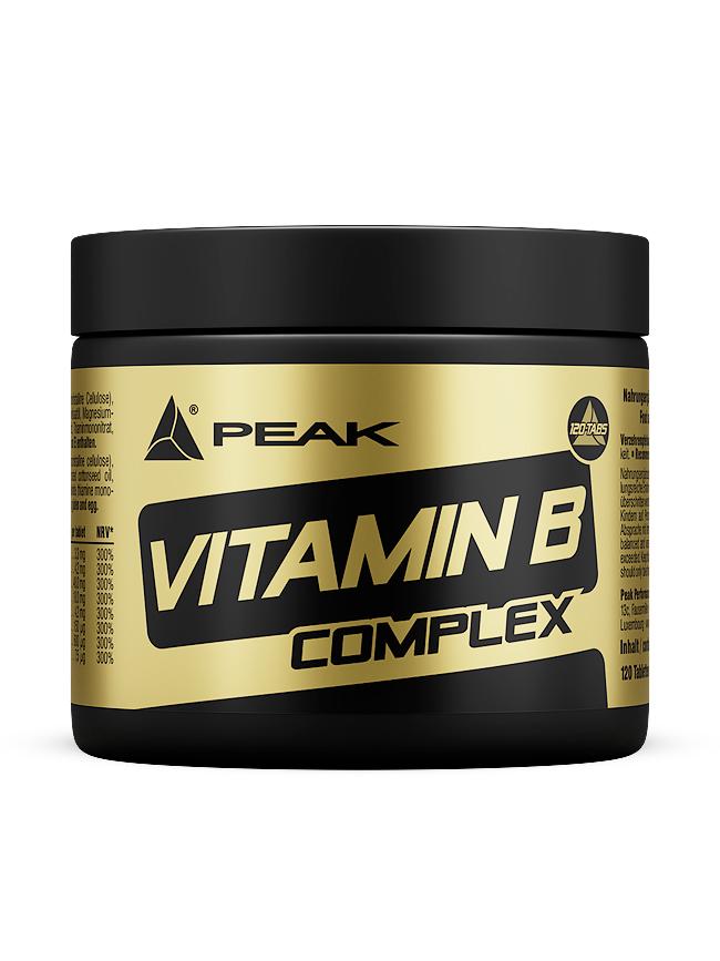 Vitamin B Complex - 120 Tabletten