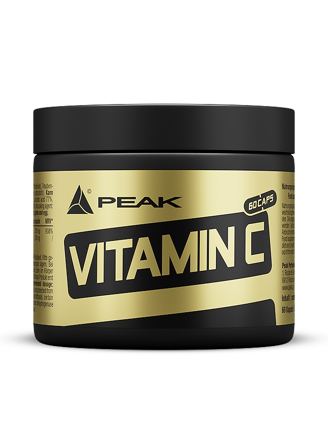 Vitamin C - 60 Kapseln
