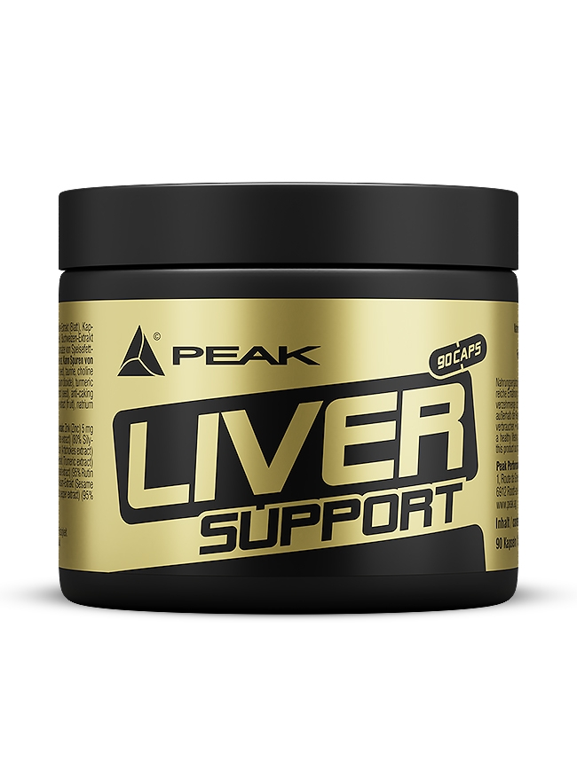 Liver Support - 90 Kapseln