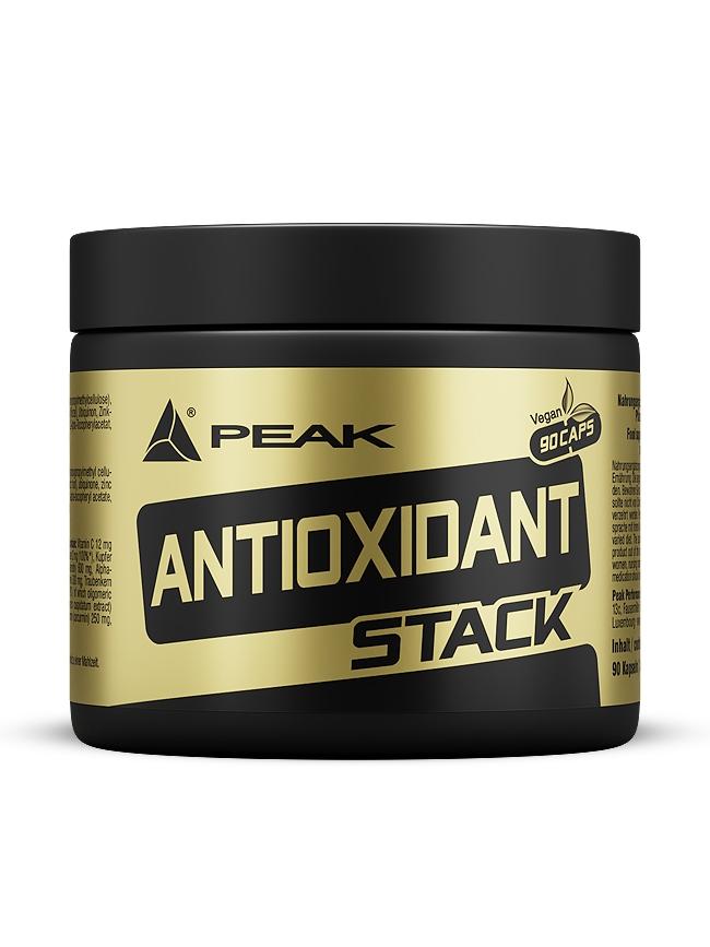 Antioxidant Stack - 90 Kapseln