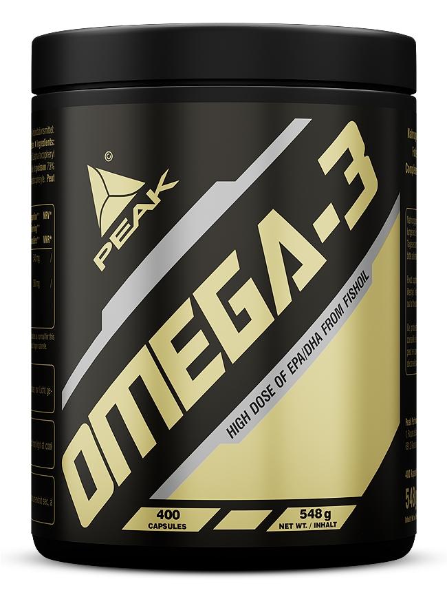 Omega-3 - 400 Kapseln