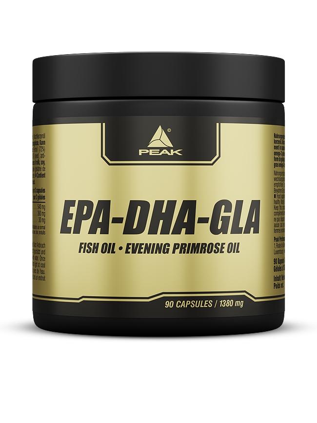 EPA - DHA - GLA - 90 Kapseln