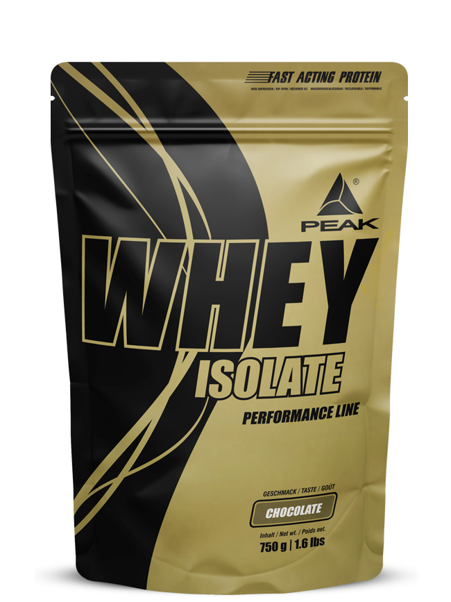 Whey Protein Isolat - 750g