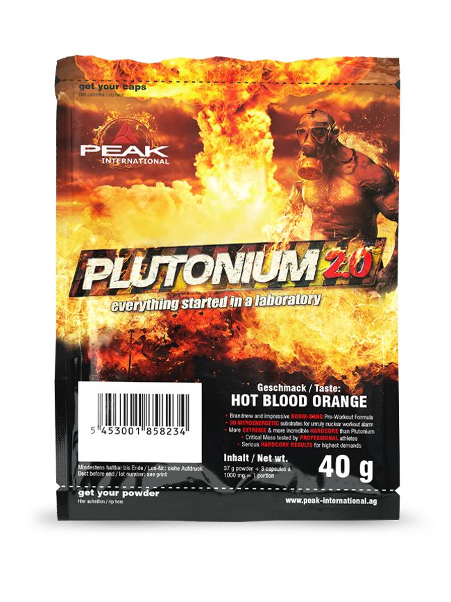 Plutonium 2.0 - Single Pack 40g