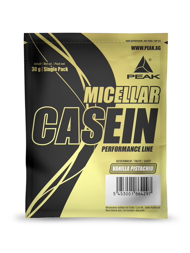 Micellar Casein - Single Pack 30g