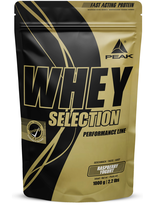Whey Selection - 1000g