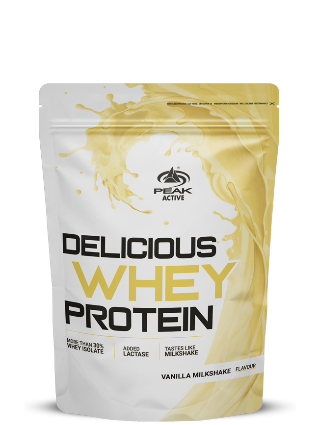 Delicious Whey Protein - 450g