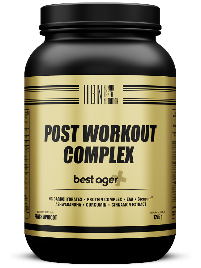 HBN - Post Workout Complex - Best Ager - 1275g