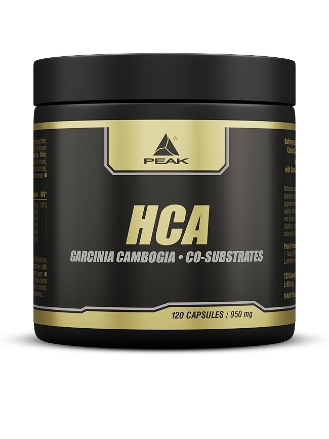 HCA - 120 Kapseln