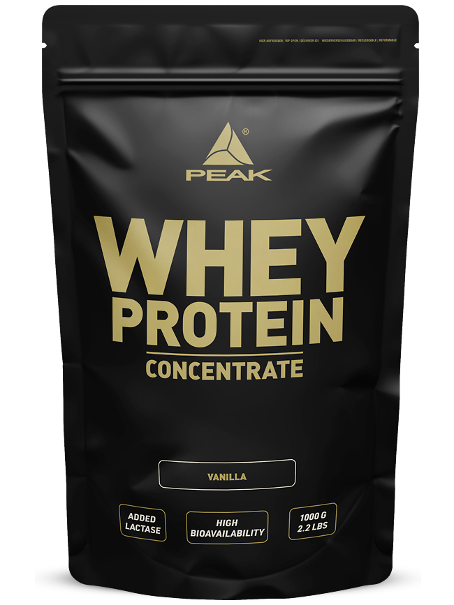Whey Protein Concentrat - 1000g