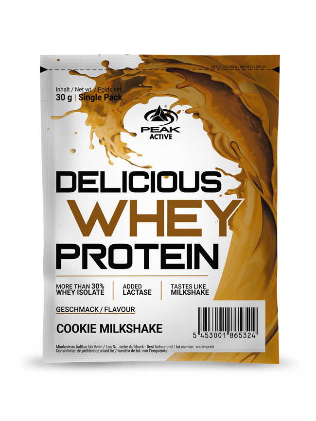 Delicious Whey Protein - Single Pack 30g