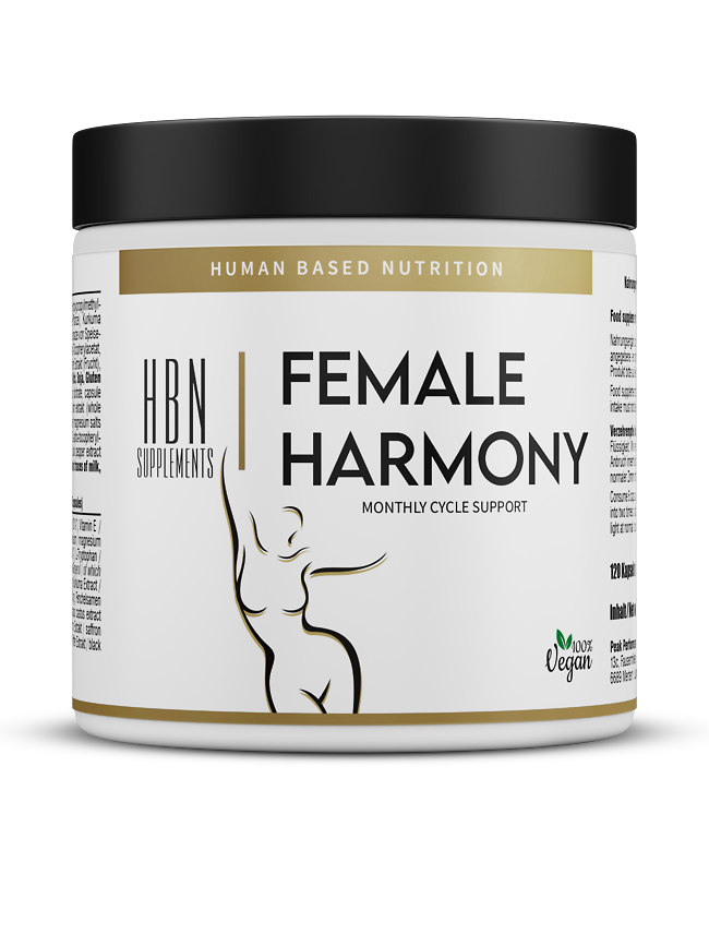 HBN - Female Harmony - 120 Kapseln