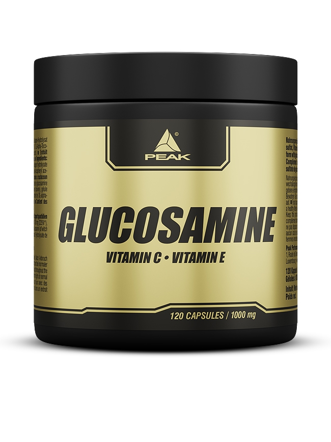 Glucosamin - 120 Kapseln