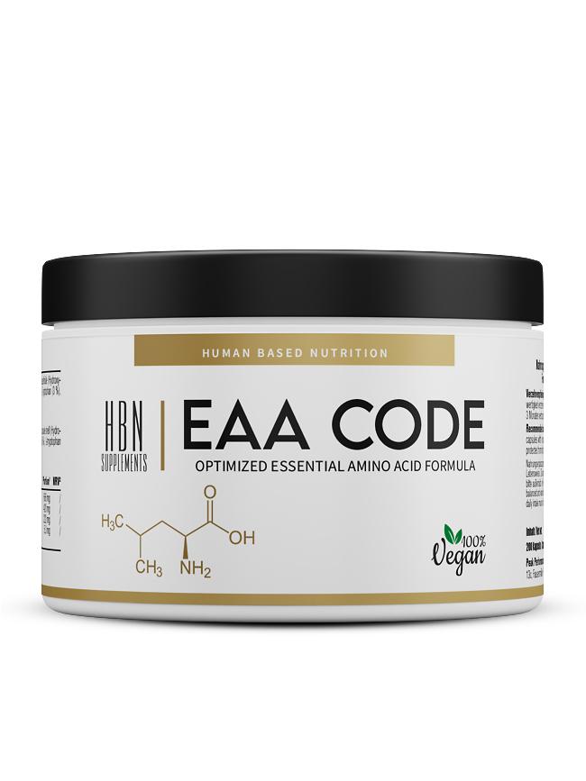 HBN - EAA-Code - 200 Kapseln