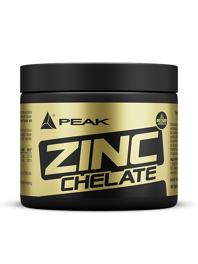 Zink Chelat - 180 Tabletten