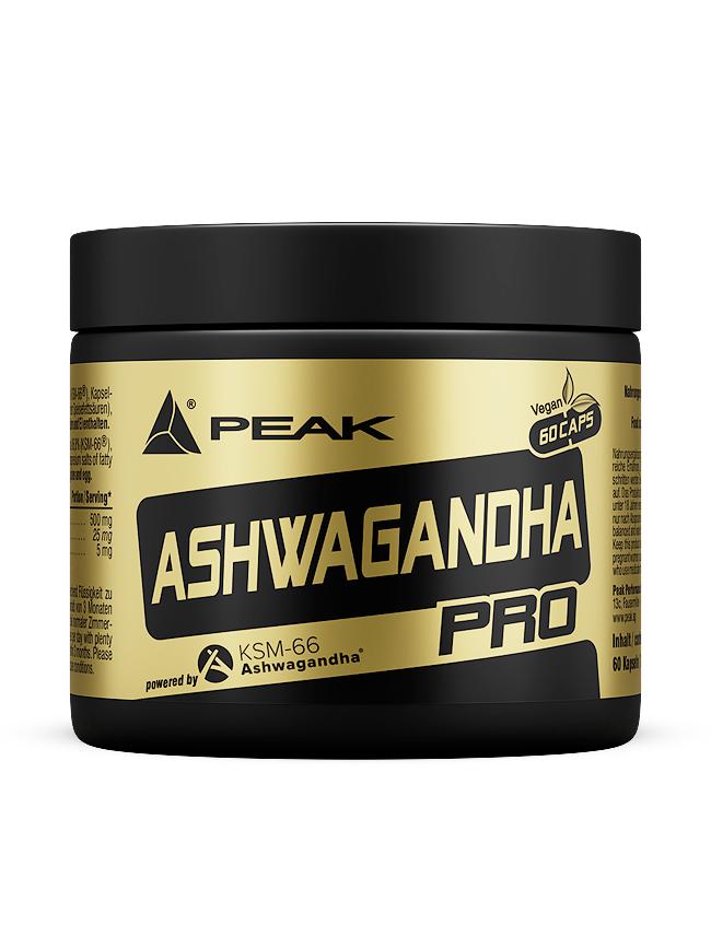 Ashwagandha Pro - 60 Kapseln