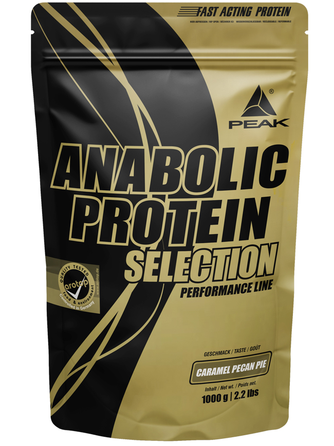 Anabolic Protein Selection - 1000g