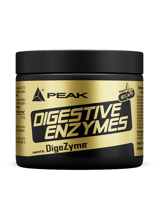 Digestive Enzymes - 90 Kapseln