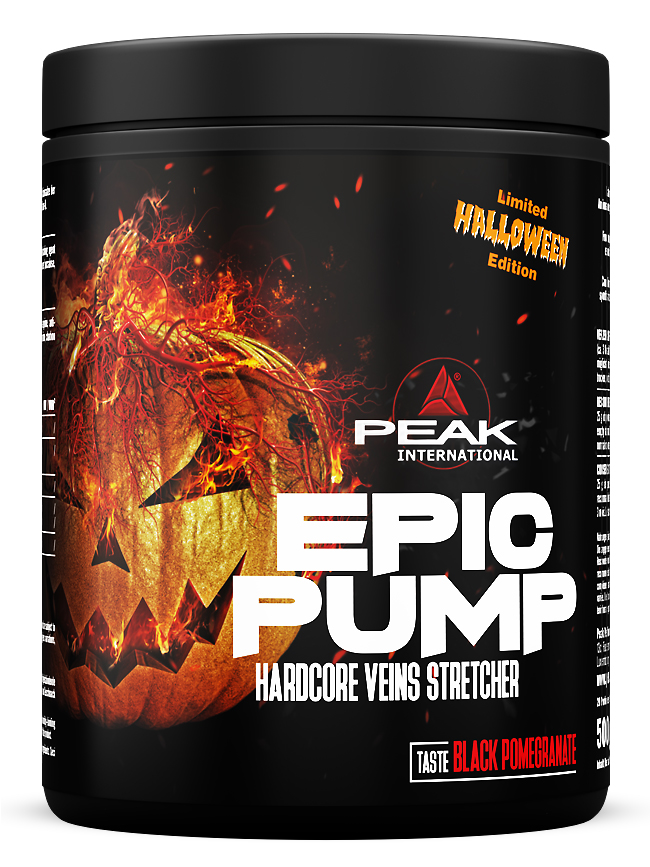 Epic Pump - 500g - Limited Halloween Edition