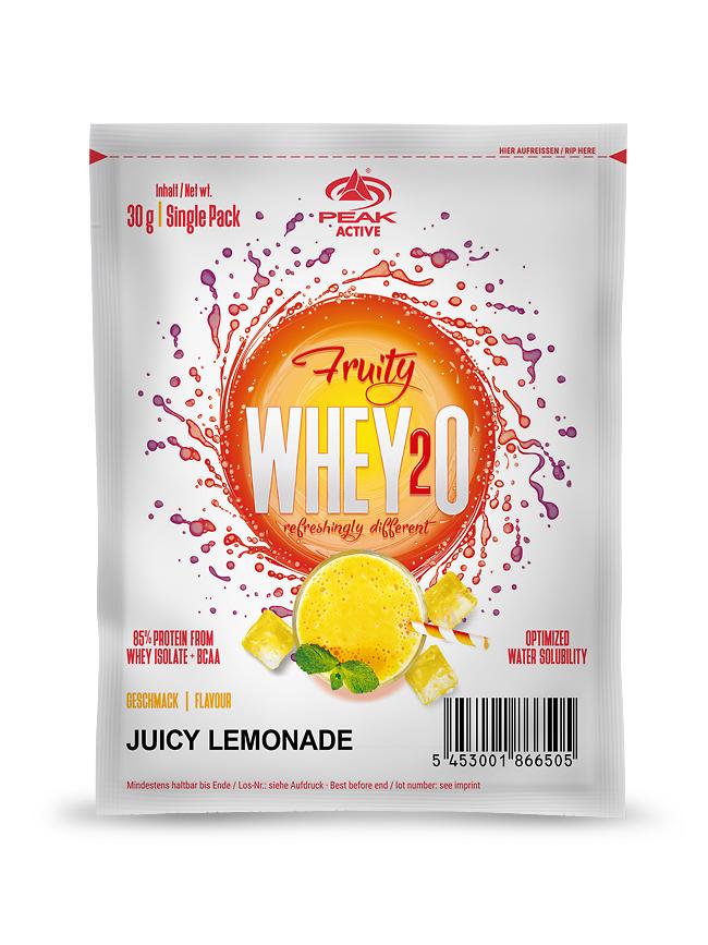 Fruity wHey2O - Single Pack 30g