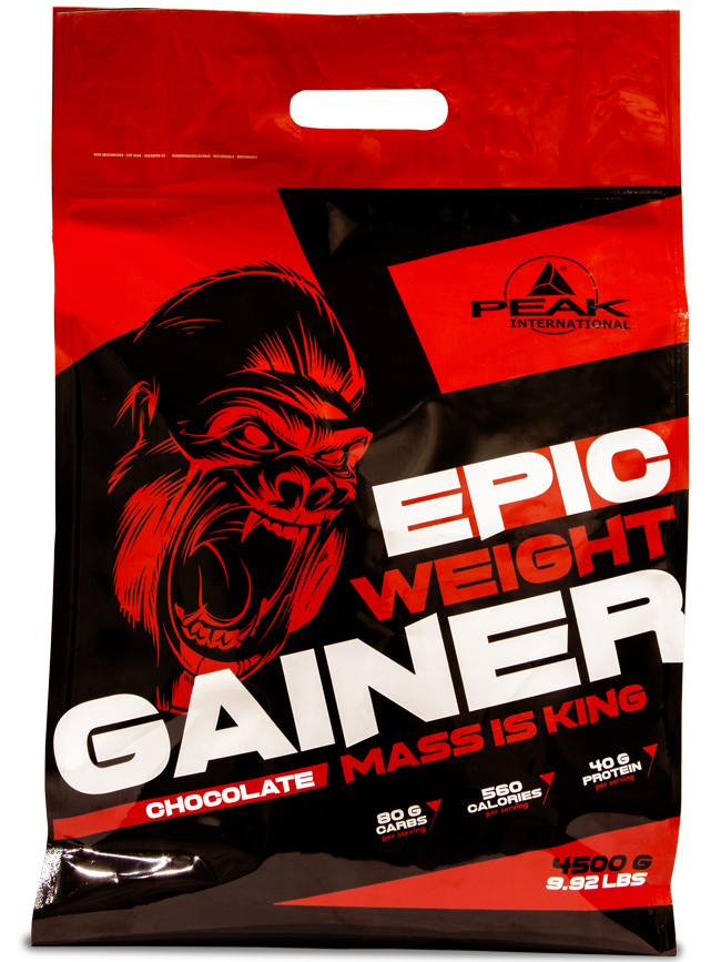 Epic Weight Gainer - 4500g