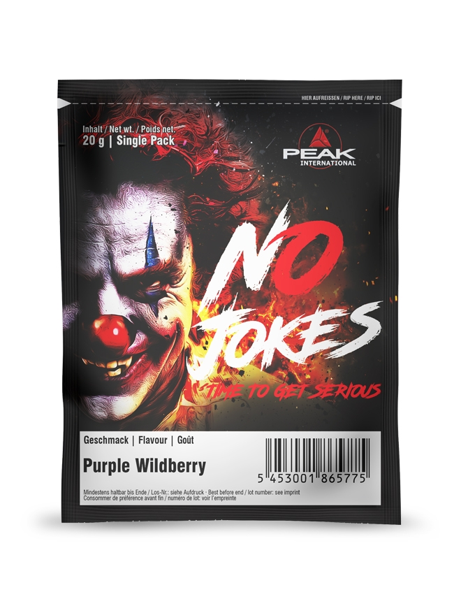 No Jokes - Single Pack 20g