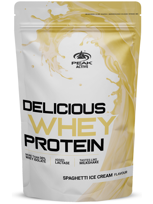 Delicious Whey Protein - 1000g