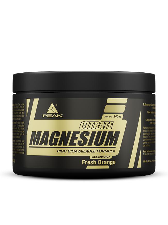 Magnesium Citrat - 240g