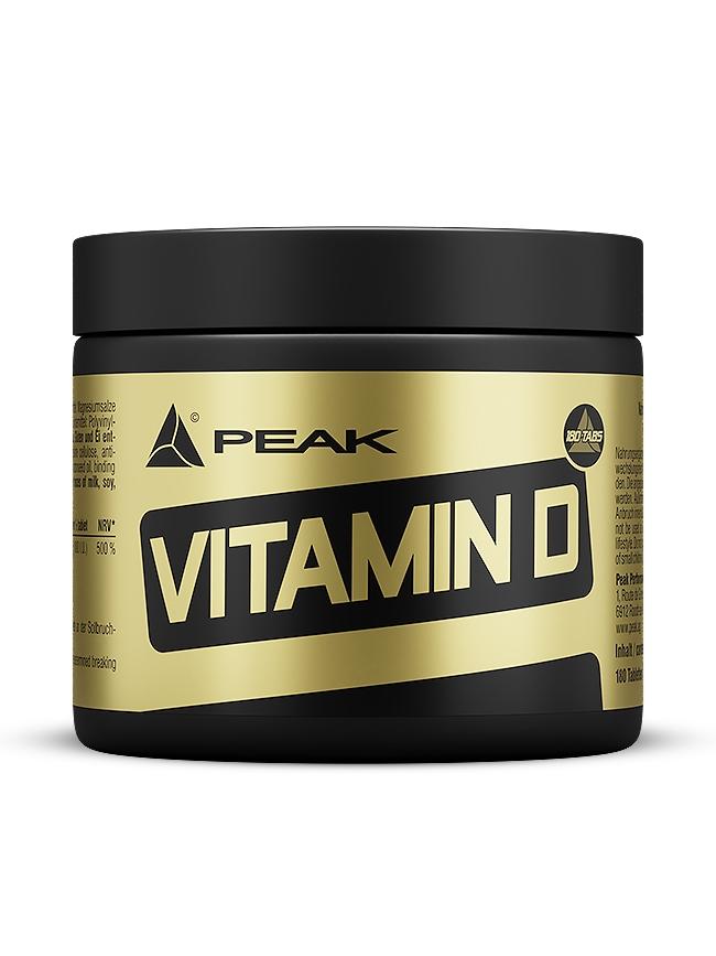 Vitamin D - 180 Tabletten