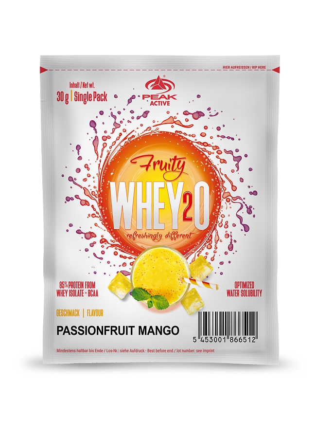 Fruity wHey2O - Single Pack 30g