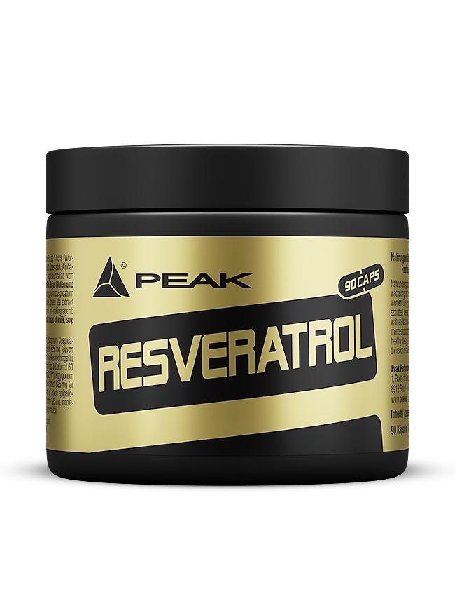 Resveratrol - 90 Kapseln
